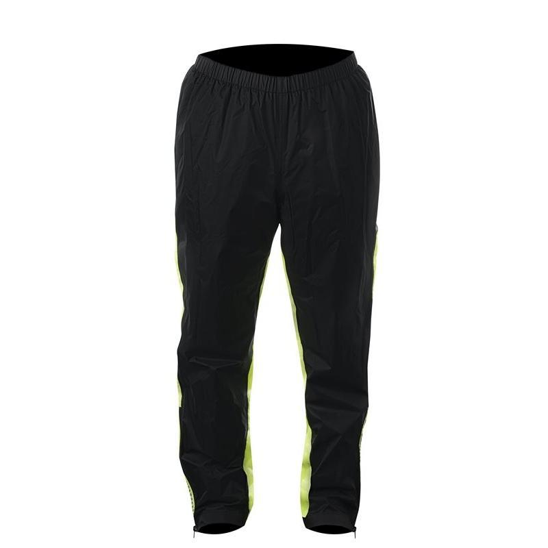 Pantalon de pluie Alpinestars HURRICANE jaune fluo/noir