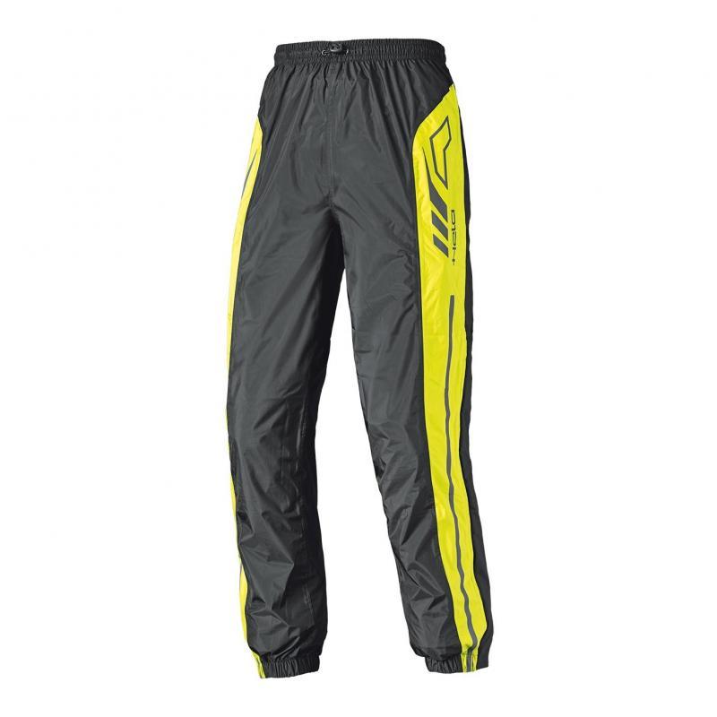 Pantalon de pluie Held Vapour noir/jaune fluo