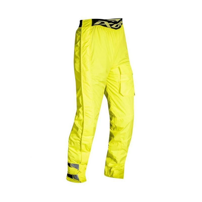 Pantalon de pluie Ixon SUTHERLAND jaune/noir