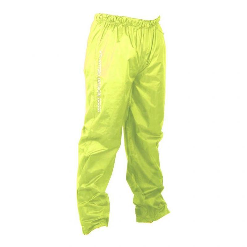 Pantalon de pluie V'Quattro ARCUS FLUO