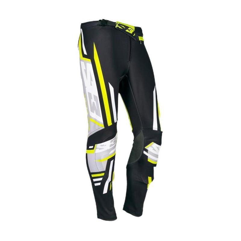 Pantalon de Trial S3 Racing Team jaune/noir