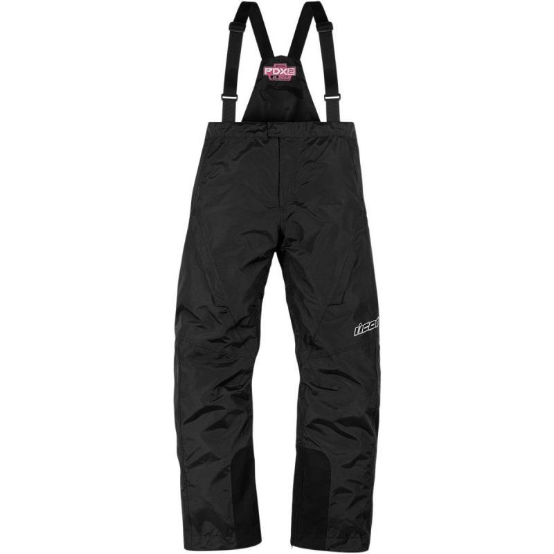 Pantalon femme Icon PDX 2 BIB noir