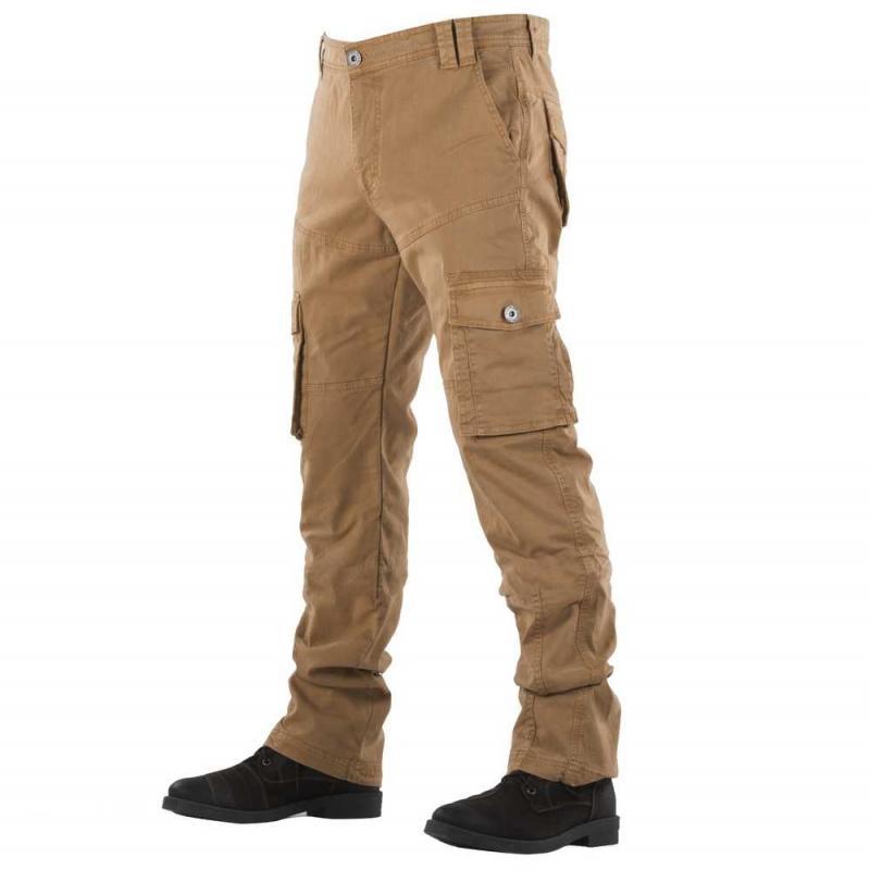 Pantalon Overlap Carpenter Vintage camel