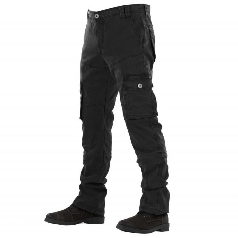 Pantalon Overlap Carpenter Vintage noir