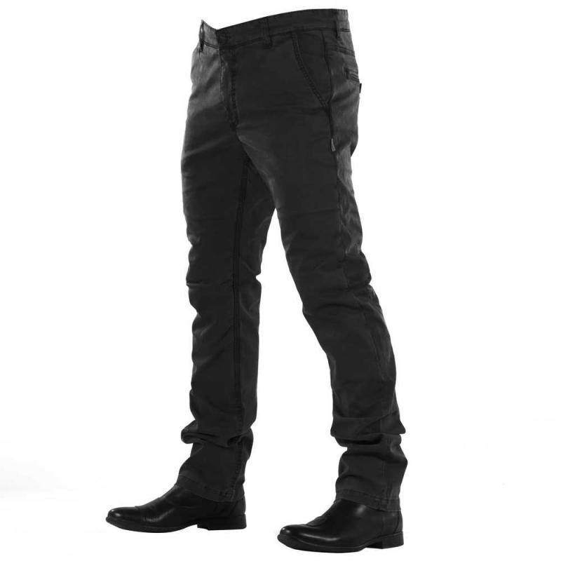 Pantalon Overlap Chino noir