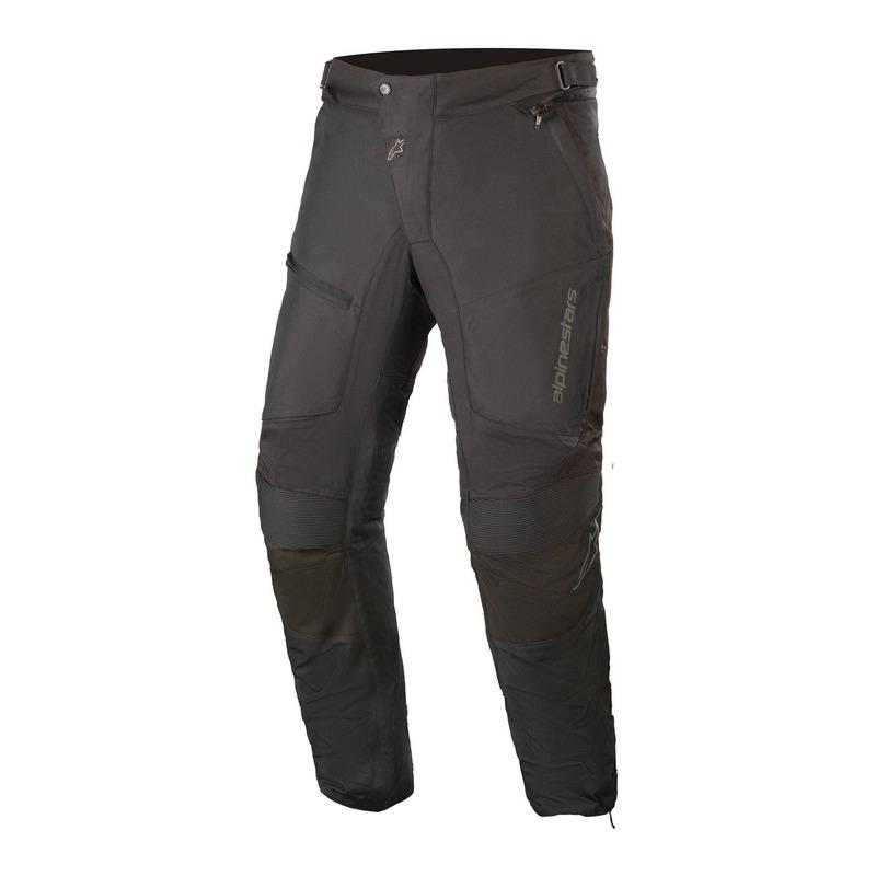Pantalon textile Alpinestars Raider V2 Drystar noir