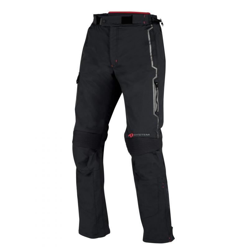 Pantalon textile Bering Balistik noir