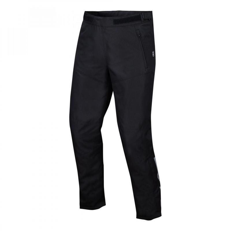 Pantalon textile Bering Bartone noir