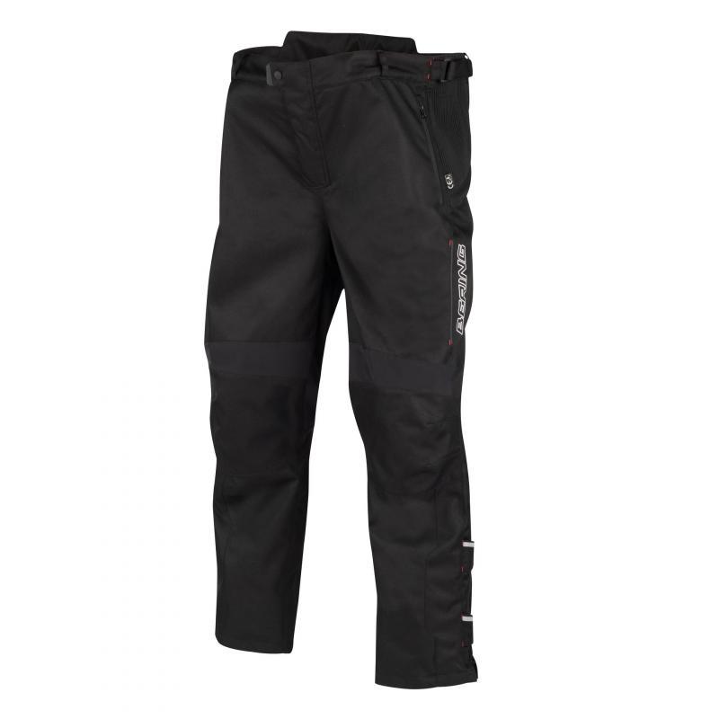 Pantalon textile Bering Corleo King Size noir