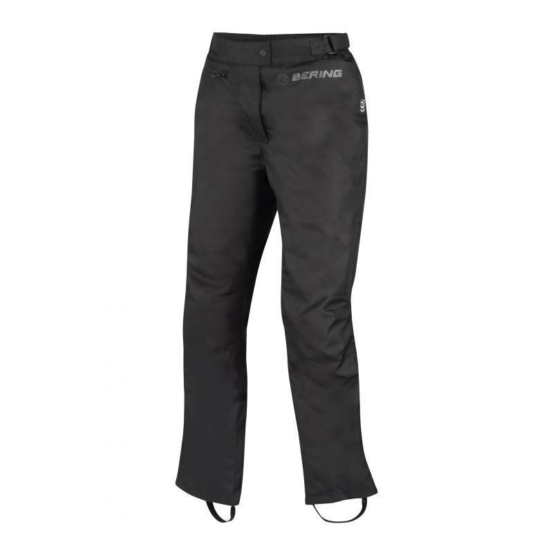 Pantalon textile Bering Lady Angelyna noir