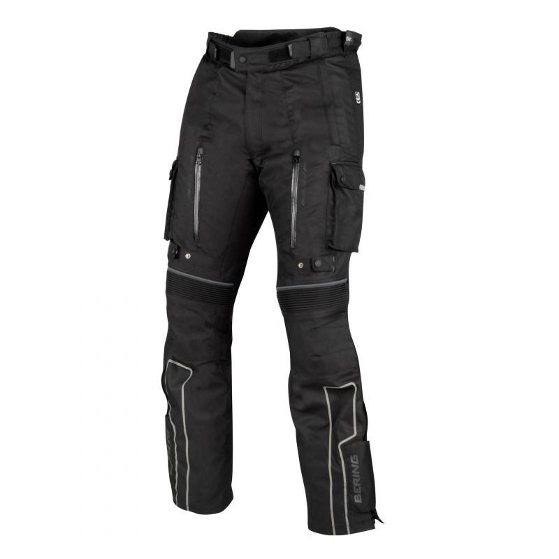 Pantalon textile Bering Santiago noir