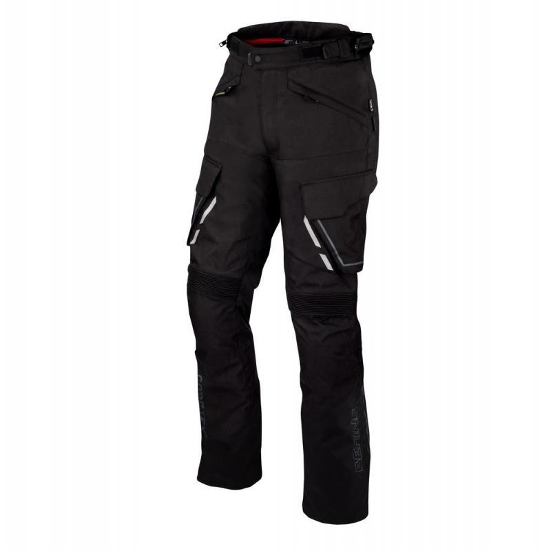 Pantalon textile Bering Shield noir