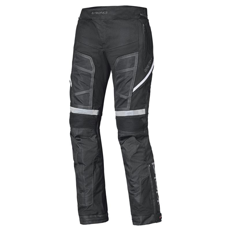 Pantalon textile femme Held AeroSec GTX Base noir/blanc