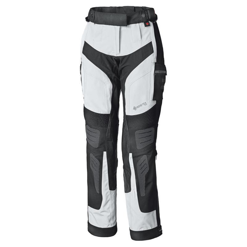 Pantalon textile femme Held Atacama Base noir/blanc