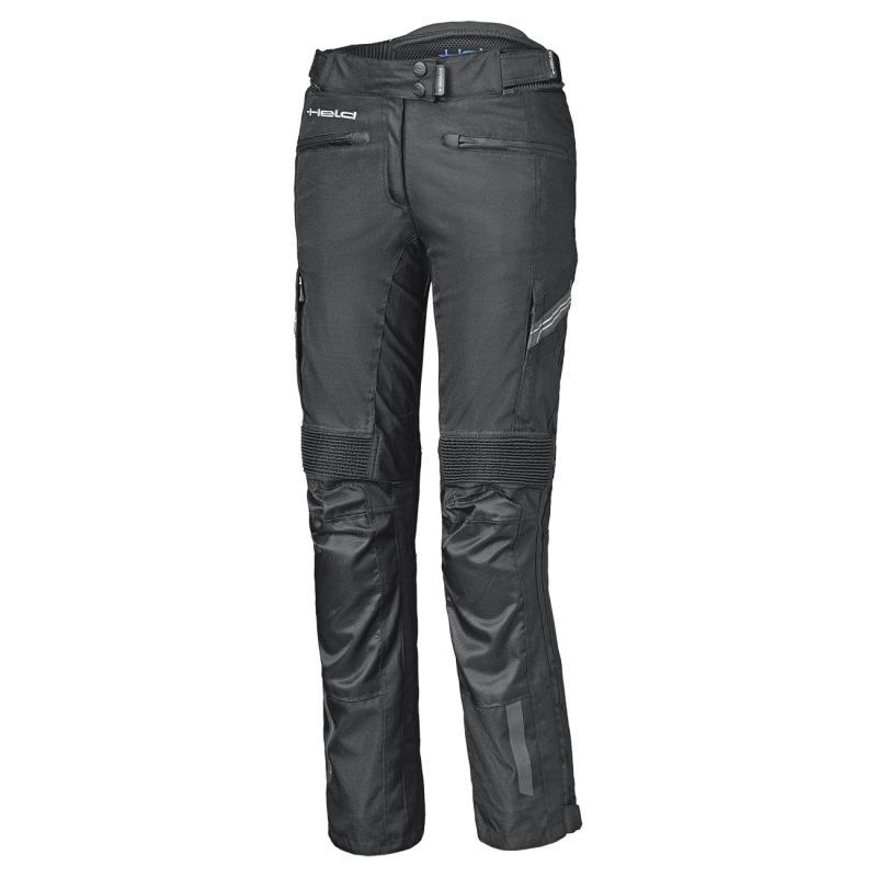 Pantalon textile femme Held Drax noir