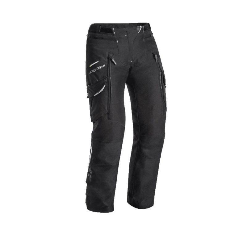 Pantalon textile femme Ixon Sicilia C-Sizing Lady Pant noir