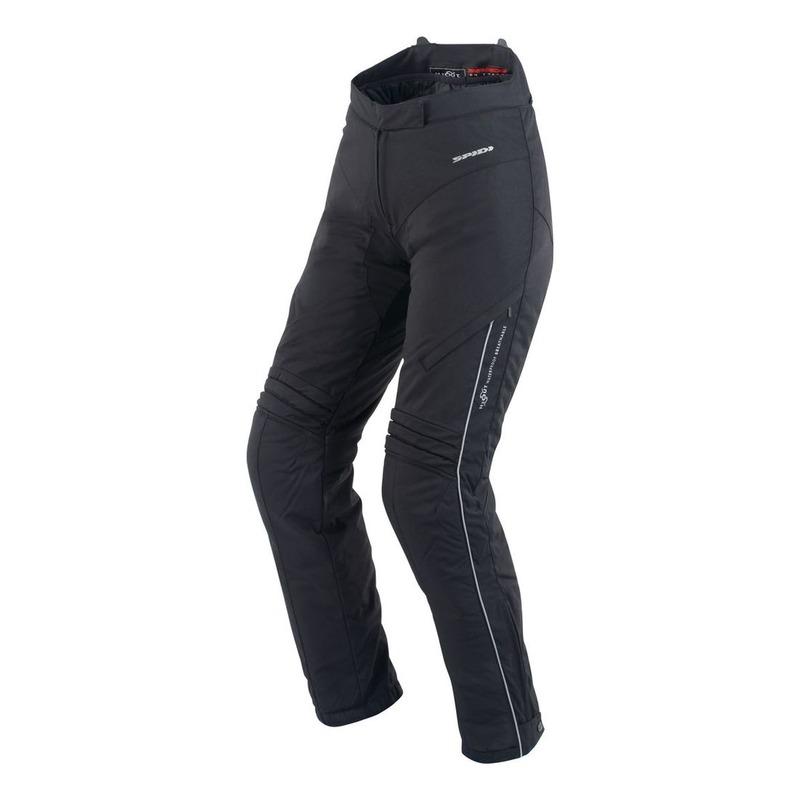 Pantalon textile femme Spidi RPL LADY H2OUT noir