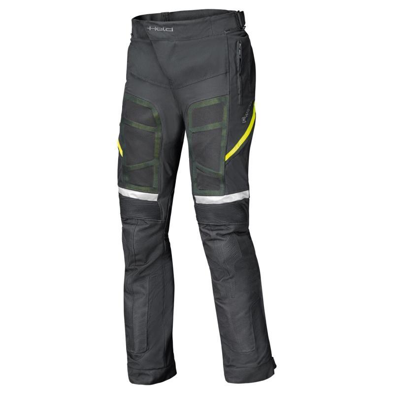 Pantalon textile Held AeroSec GTX Base noir/jaune fluo