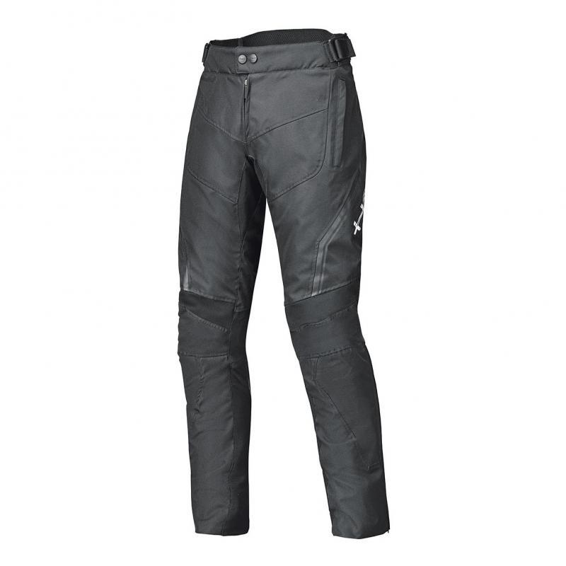 Pantalon textile Held Baxley Base noir (court)