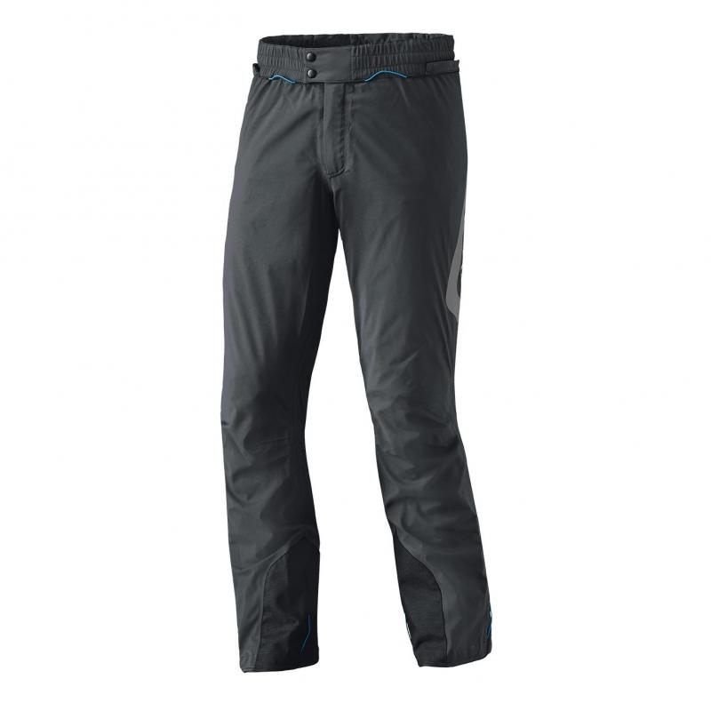 Pantalon textile Held Clip-in GTX Base noir/blanc
