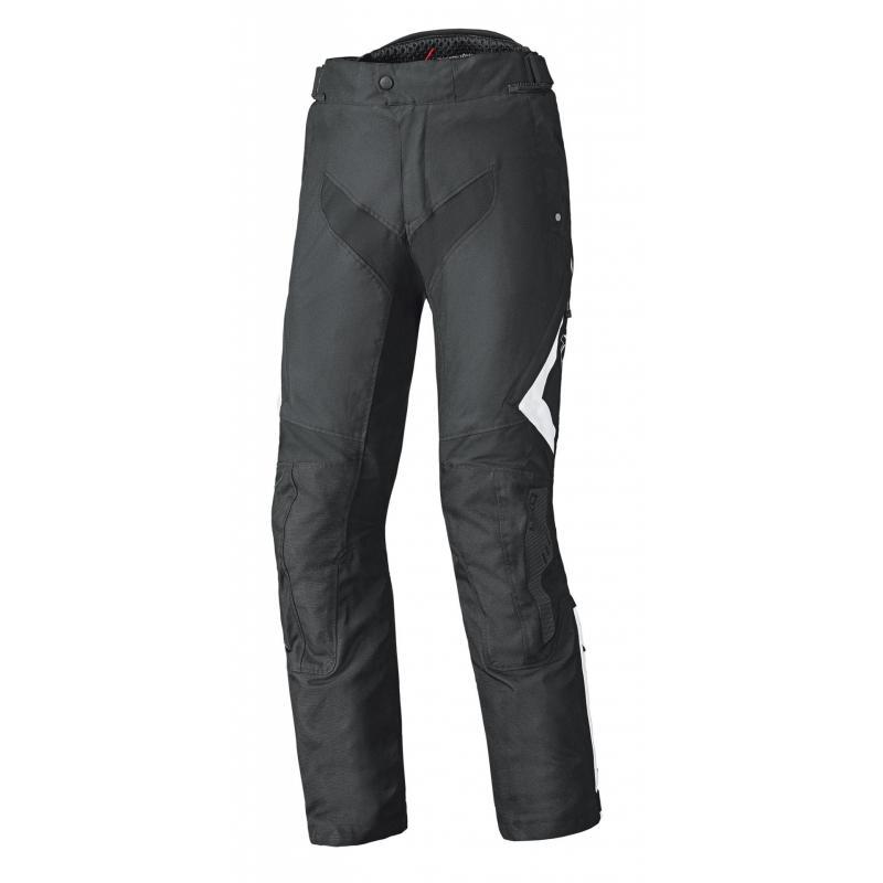 Pantalon textile Held TELLI noir/blanc