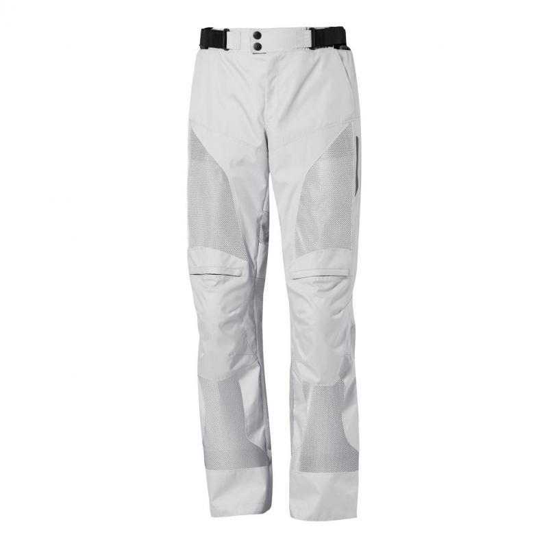 Pantalon textile Held Zeffiro 3.0 gris (long)