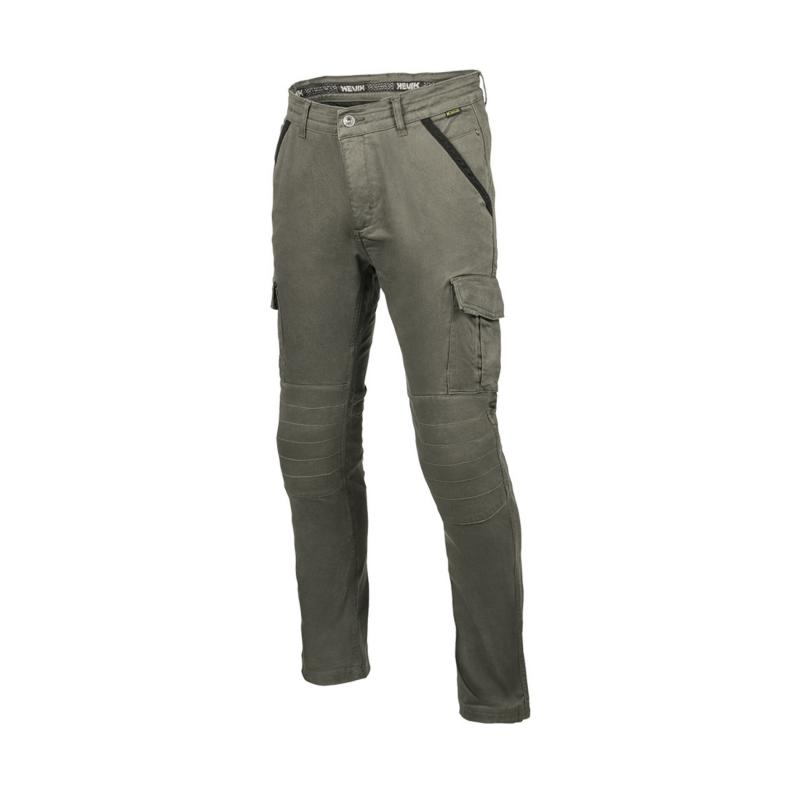 Pantalon textile Hevik Harbour Kaki