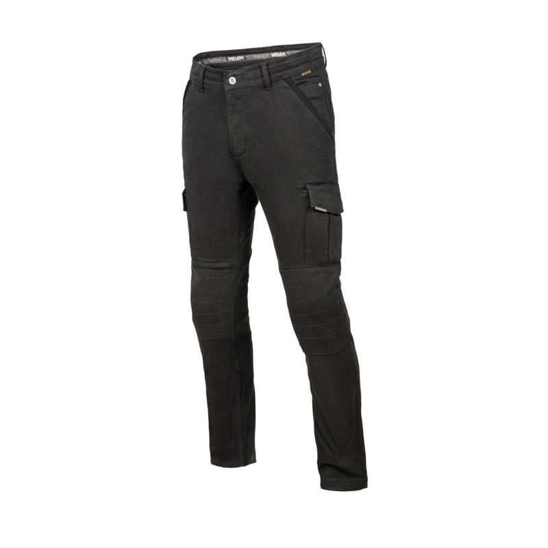 Pantalon textile Hevik Harbour noir