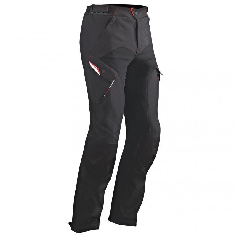 Pantalon textile Ixon Crosstour 2 PT noir