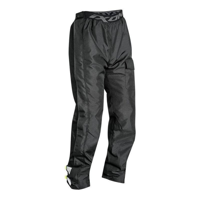 Pantalon textile Ixon SENTINEL noir/jaune