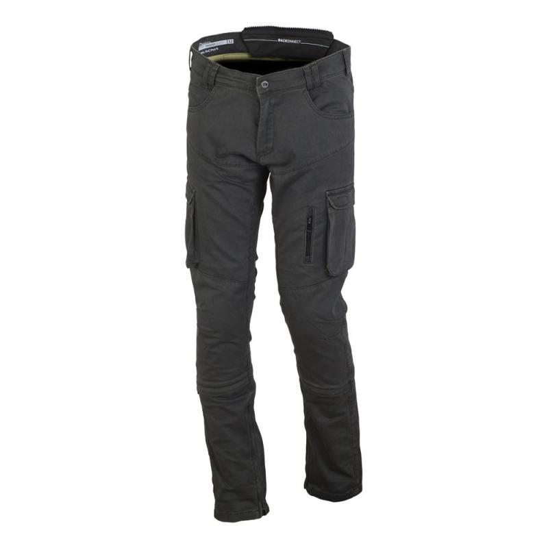 Pantalon textile Macna Transfer anthracite