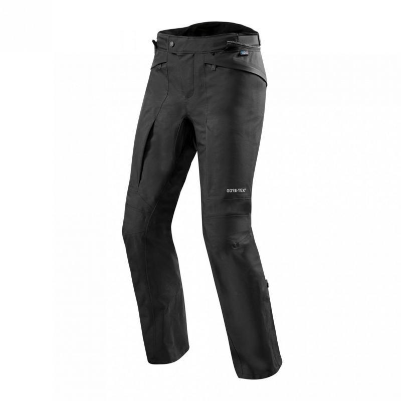 Pantalon textile Rev'it Globe Gore-tex (court) noir