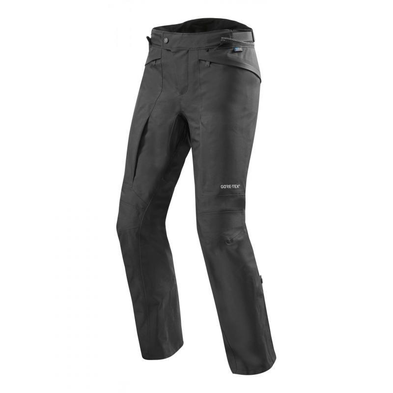 Pantalon textile Rev'it Globe Gore-tex (long) noir