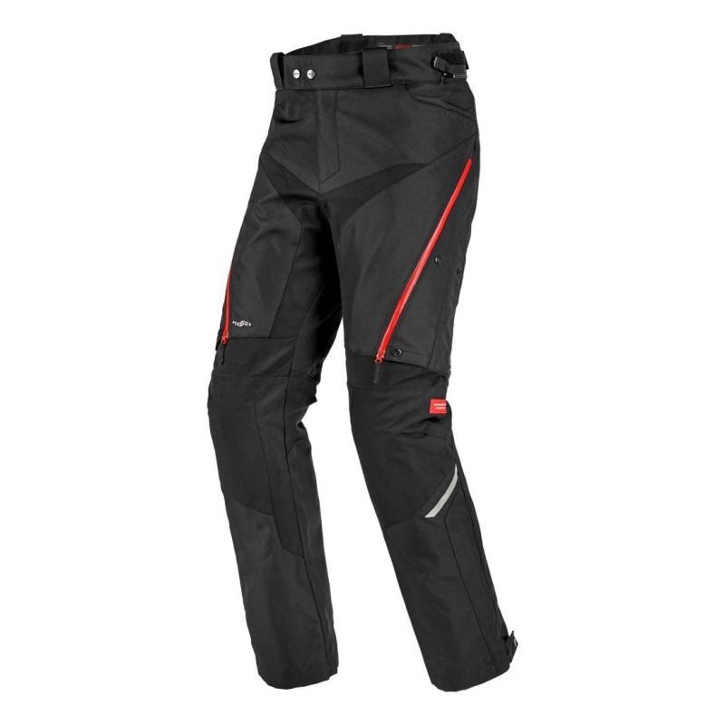 Pantalon textile Spidi 4SEASON noir