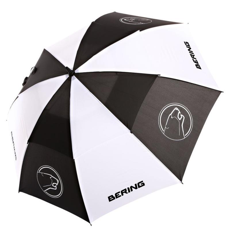 Parapluie Bering noir/blanc