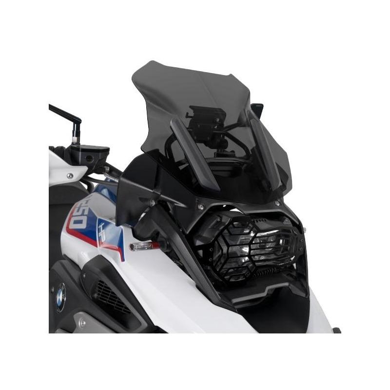 Pare-brise Barracuda Aerosport fumé BMW R 1250 GS 19-21