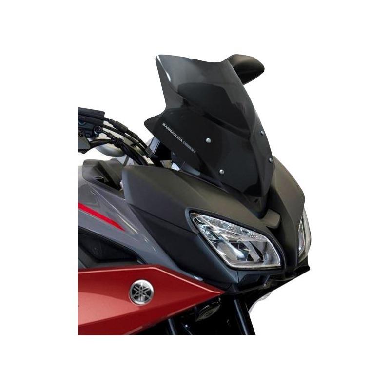 Pare-brise Barracuda Aerosport fumé Yamaha MT-09 Tracer 18-20