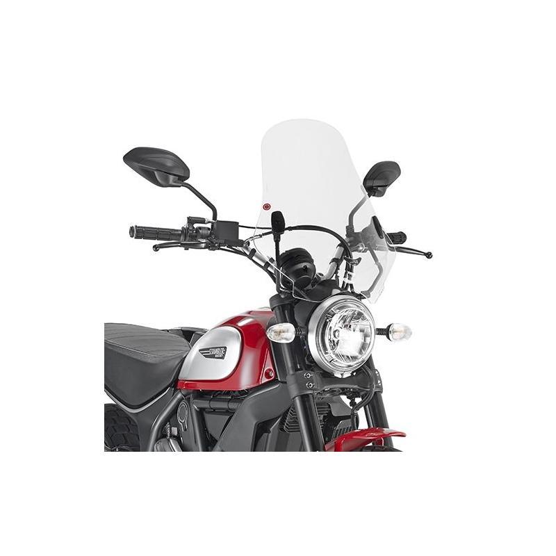 Pare-brise Givi Ducati Scrambler 800 15-
