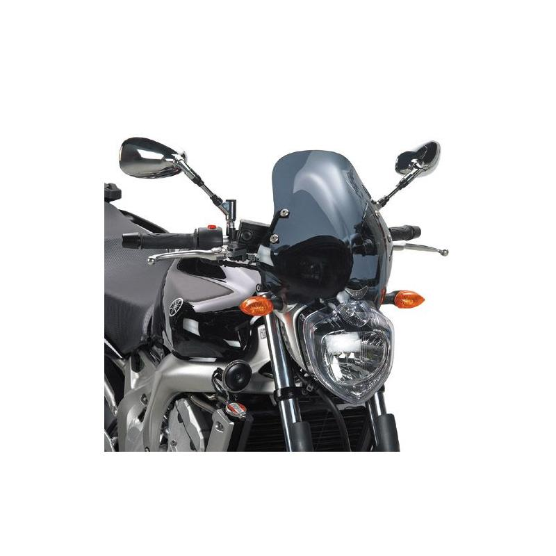 Pare-brise Givi fumé Yamaha FZ6/FZ6 600 Fazer 04-06
