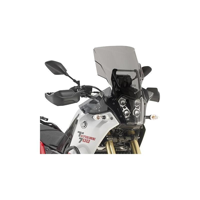 Pare-brise Givi Yamaha 700 Ténéré 2019 fumé