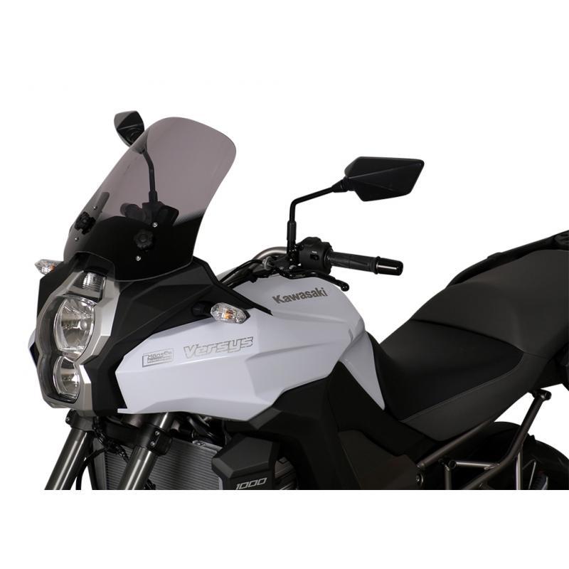 Pare-brise MRA Touring clair Kawasaki Versys 1000 12-14