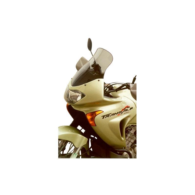 Pare-brise MRA Touring noir Honda XLV 650 Transalp 00-07