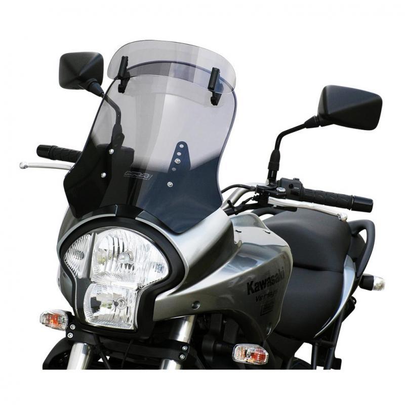Pare-brise MRA Vario Touring clair Kawasaki Versys 650 06-09