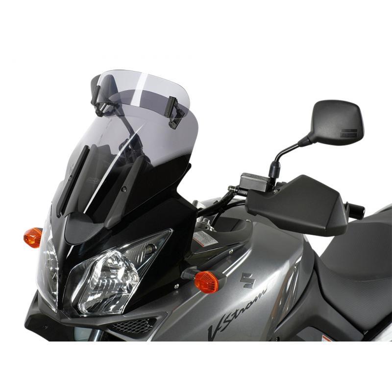 Pare-brise MRA Vario Touring claire Suzuki DL650 V-Strom 04-10
