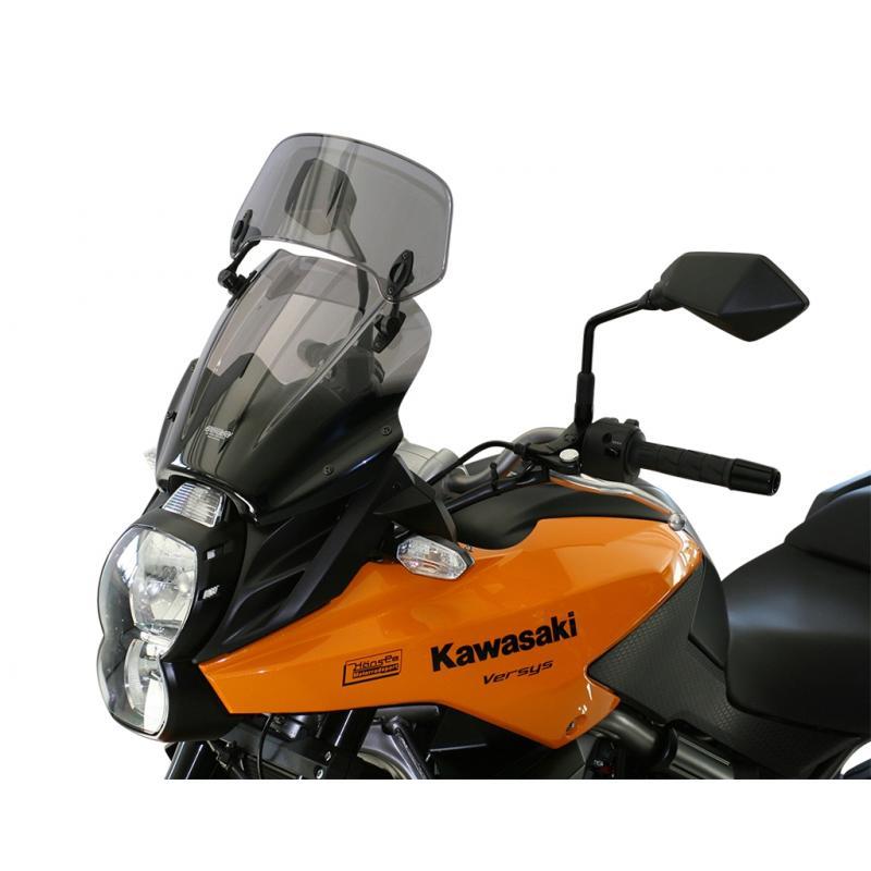Pare-brise MRA X-Creen Touring fumée Kawasaki Versys 650 10-14