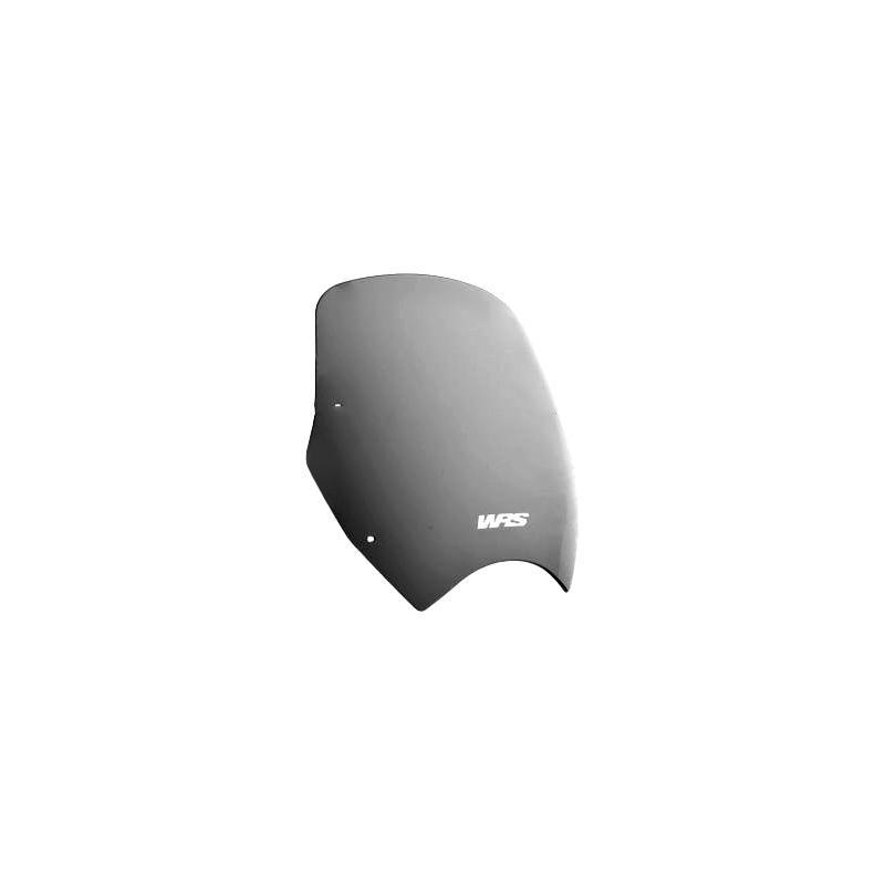 Pare-brise WRS Sport fumé noir Honda XL 700 V Transalp 08-12