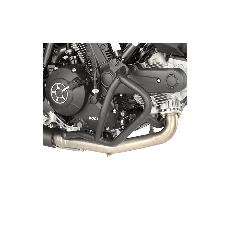 Pare-carters Givi Ducati 800 Scrambler 15-16 noir
