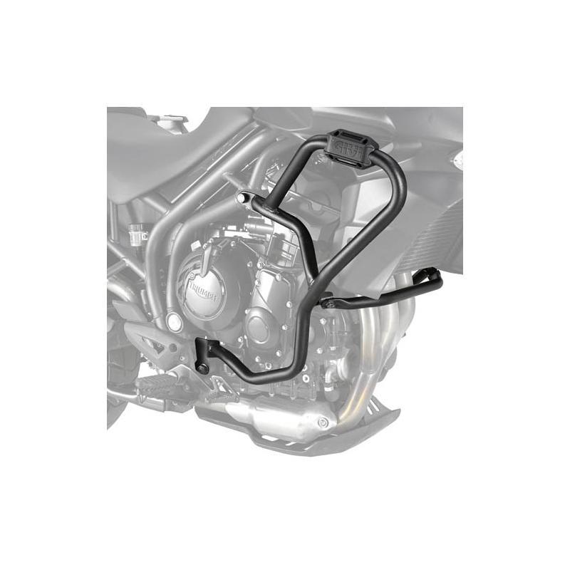 Pare-carters Givi Triumph Tiger 800/800XC/800XR 11-16 noir