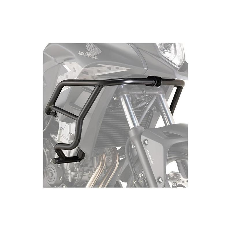 Pare-carters Kappa Honda CB 500X 13-18 noir