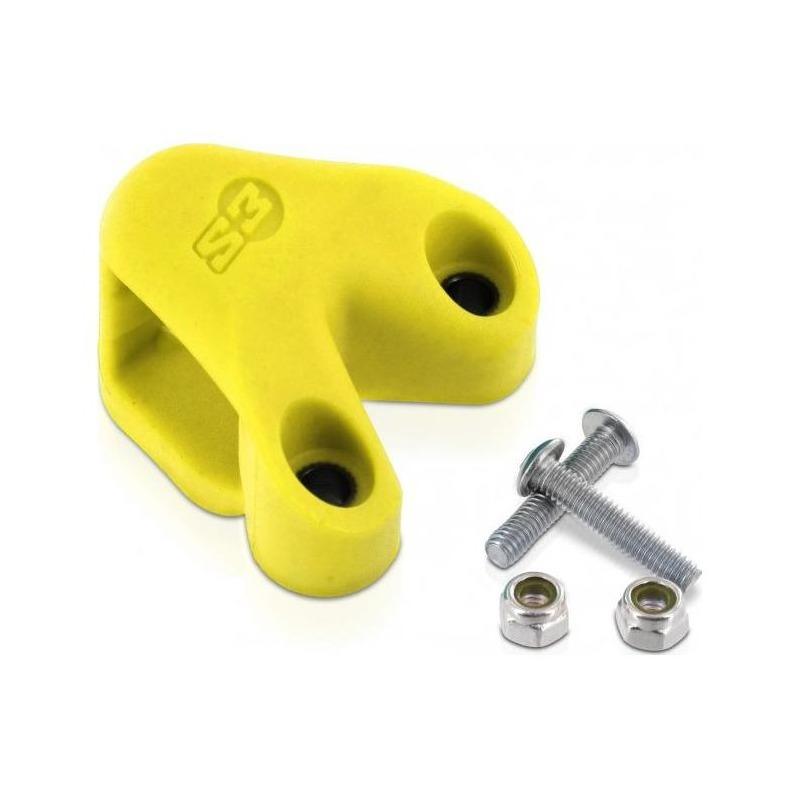 Patin de chaîne trial S3 A-Style jaune universel